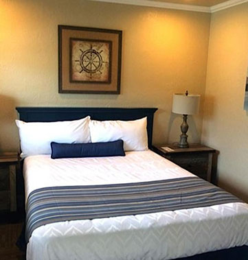 SPACIOUS AND WELL APPOINTED GUEST ROOMS FOR AN IDEAL STAY IN APTOS, CALIFORNIA