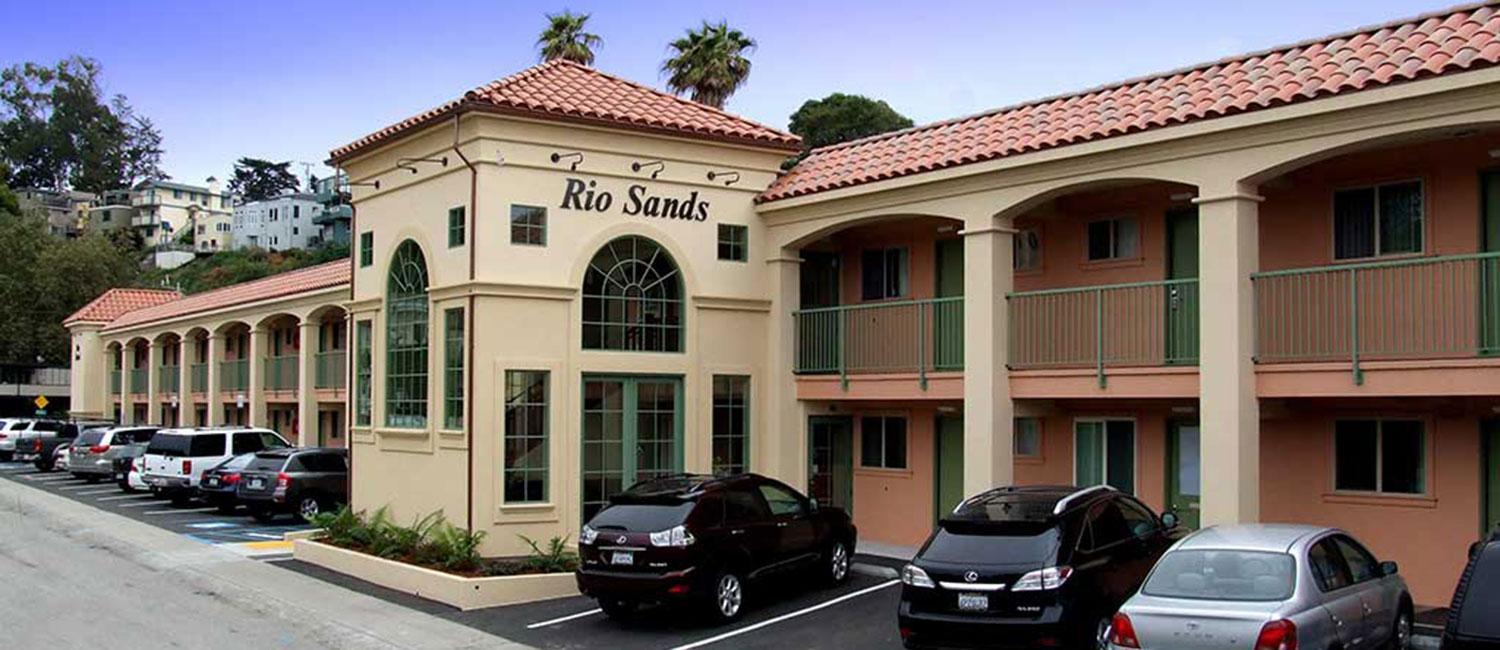 TOP RANKED HOTEL TO STAY IN APTOS NEAR RIO DEL MAR AND SEACLIFF STATE BEACHES